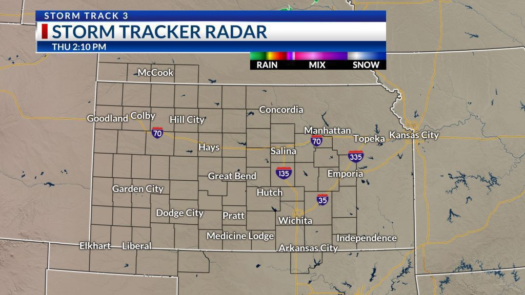 Interactive Kansas Radar | KSN com