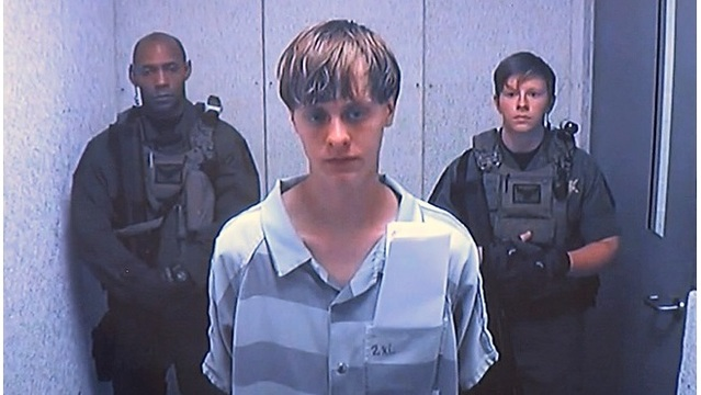 Charleston gunman indicted on nine murder charges