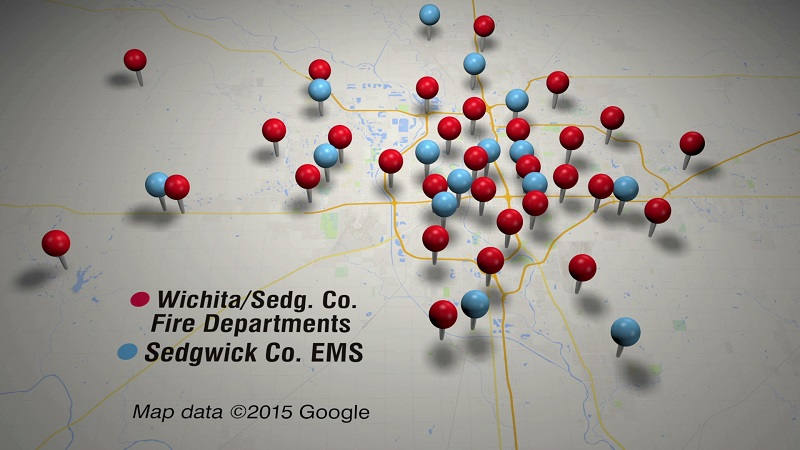 Sedgwick County EMS / Fire Department Stations