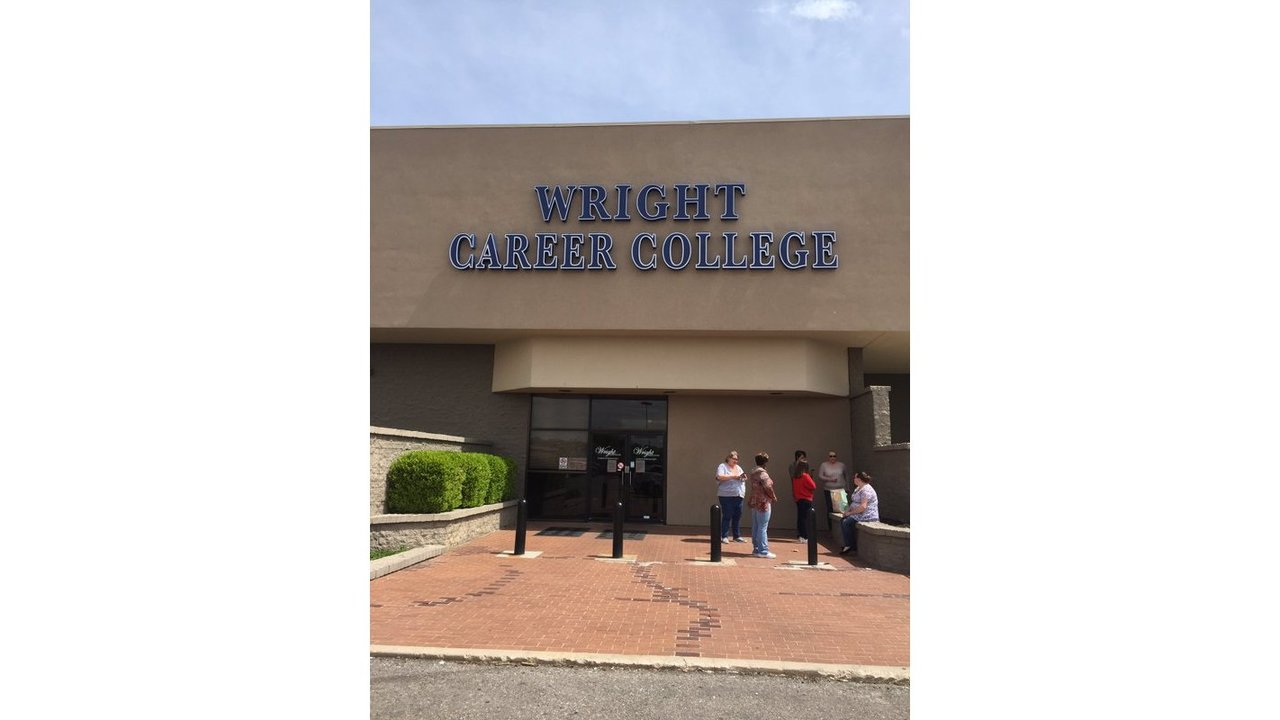 Wright career college okc