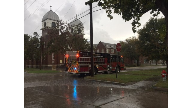 St. Joseph Catholic School evacuated after gas smell and leak