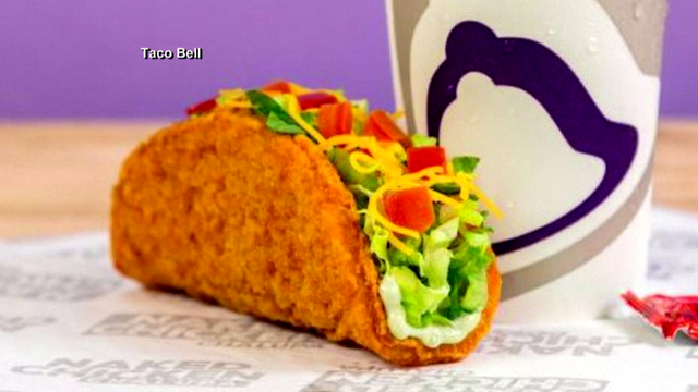 Taco Bell adding new fried chicken shell to menu