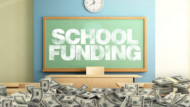 School Funding Legislation Passes