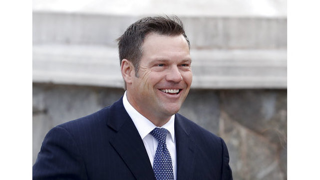 Judge: Kansas secretary of state in contempt in voting case