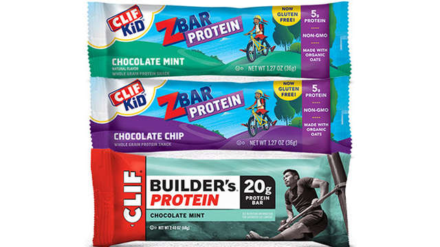 CLIF Bars recalled over allergy concerns