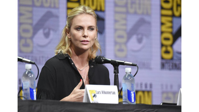 Charlize Theron Calls Trump's Plan To Arm Teachers 'Outrageous'