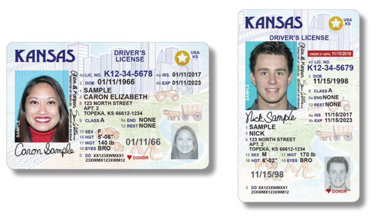 Kansas Begins Offering Federally Compliant Id