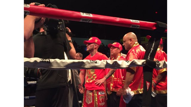 Hernandez remains undefeated after Saturday night bout