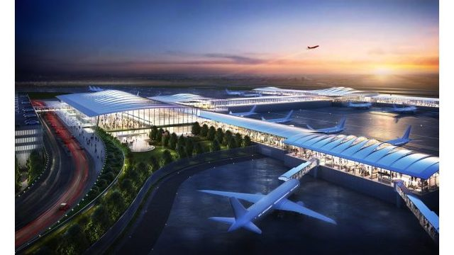 New Kansas City airport will have more gates