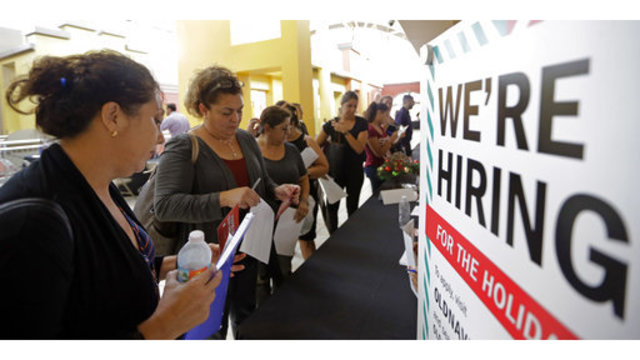 Survey: US businesses added a solid 190,000 jobs in November