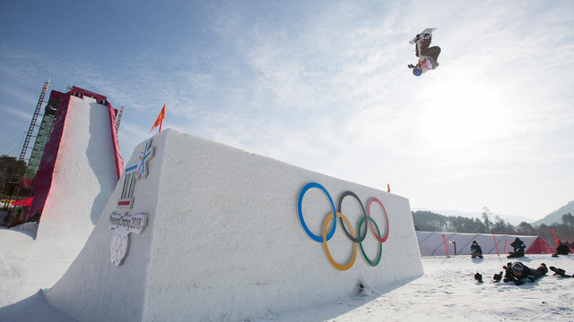 Olympic preview: Women's snowboard big air