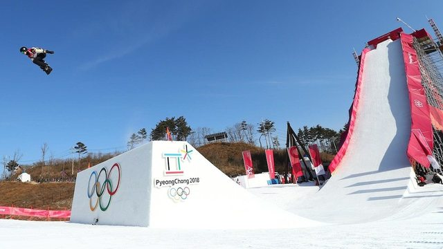 Olympic preview: Men's snowboard big air