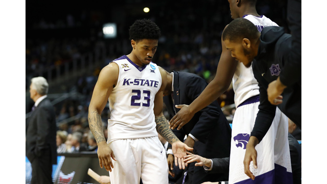 Kansas State suspends guard Amaad Wainright