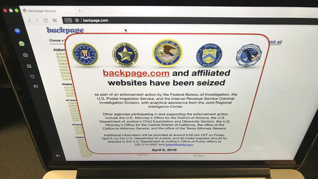 Backpage.com CEO pleads guilty, will testify against others
