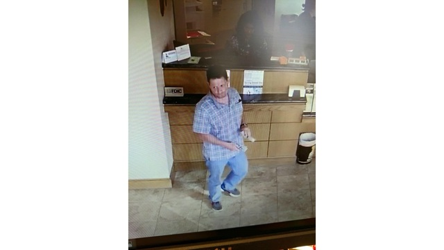 Wyomissing police issue warrant for bank robbery suspect