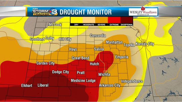 Drought continues to expands across American Southwest
