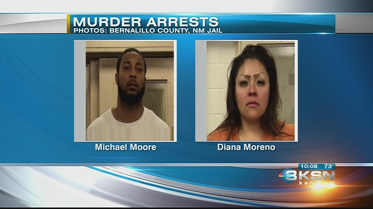 Two in custody in New Mexico for murder of Liberal man