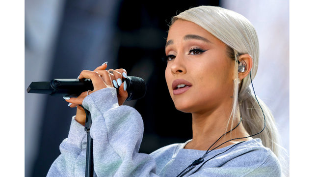 Ariana Grande releases new song, first since 2017 bombing