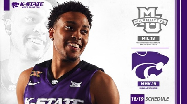Kansas State Men's Basketball inks two-game series with Marquette