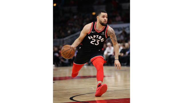 Fred VanVleet named finalist for Sixth Man of the Year by NBA