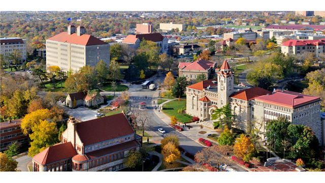 About 6 percent of Kansas faculty in Lawrence take buyout