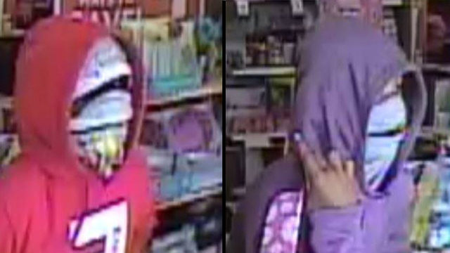 Police need help identifying robbery suspects