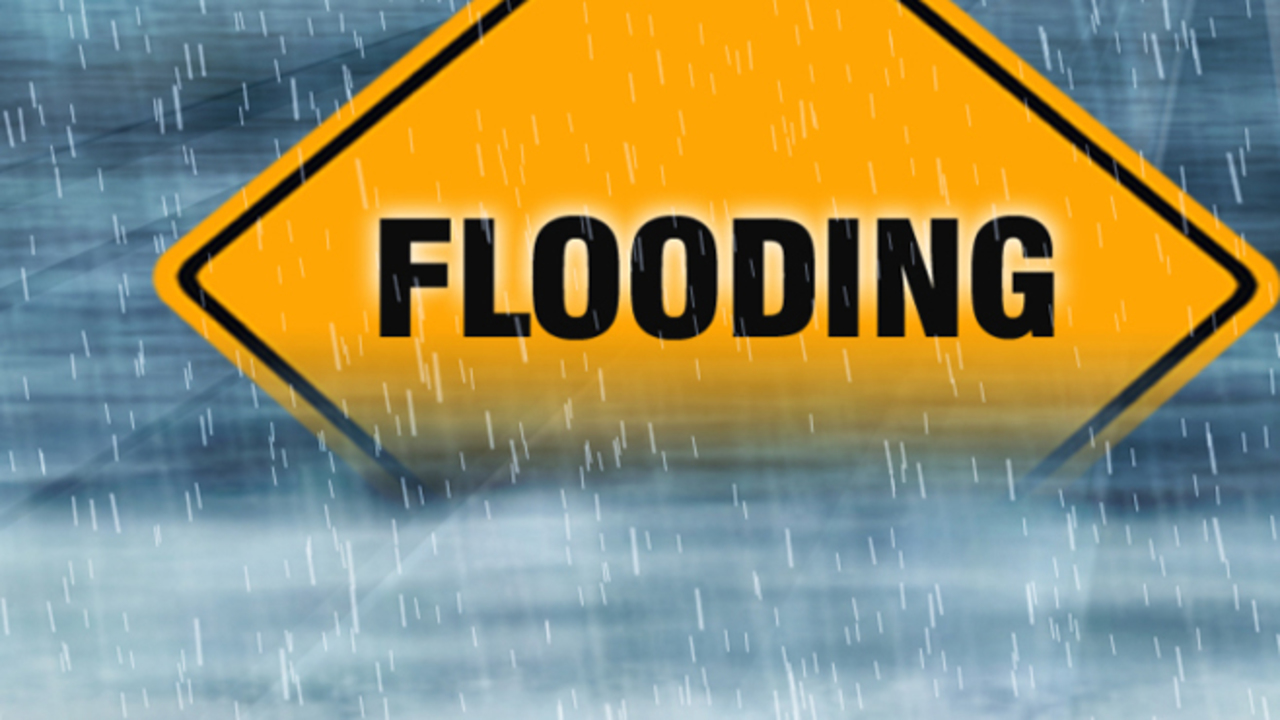 Portion of U S  81 and K-55 closed due to water across the road