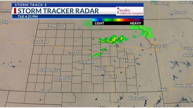 Teachman's Take:  More Rain Coming with Cooler Temps