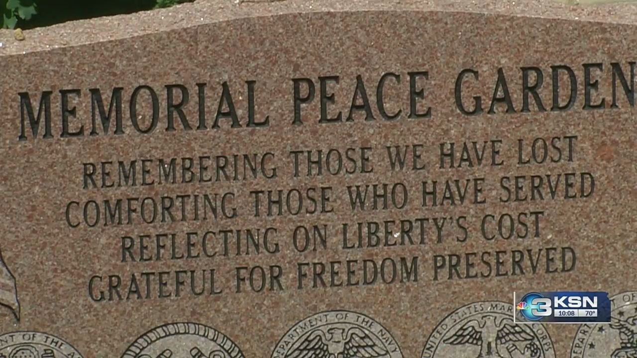 Veterans garden looks to give hope and prevent suicide