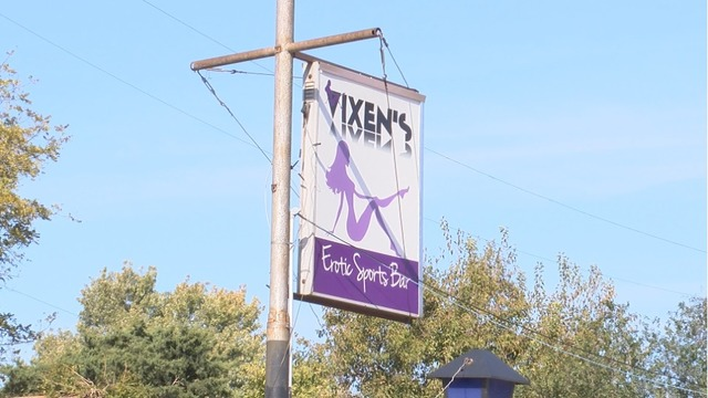 Vixen's Erotic Sports Bar