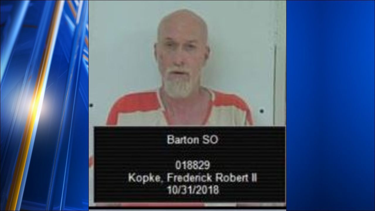 Barton County man arrested after drugs and firearms were