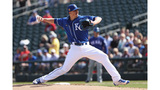 Royals sign pitcher Kyle Zimmer to one-year contract