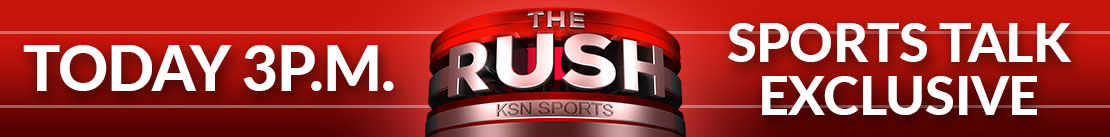Watch The Rush Fridays at 3