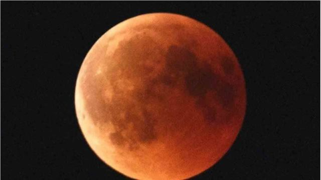 'Super blood Wolf Moon' coming Jan. 20