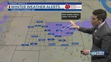 T.J.'s Forecast: Fog, light wintry precipitation tonight in parts of Kansas