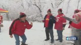 Beating the Brr: Chiefs fan shops for cold-weather gear