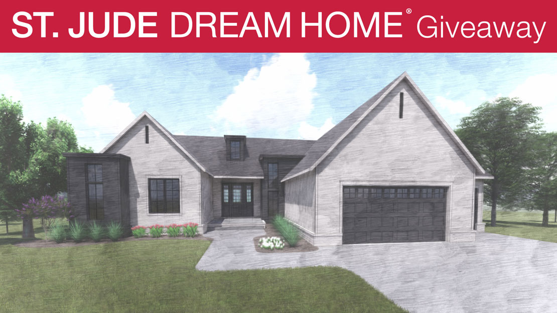 St Jude Dream Home Giveaway Today