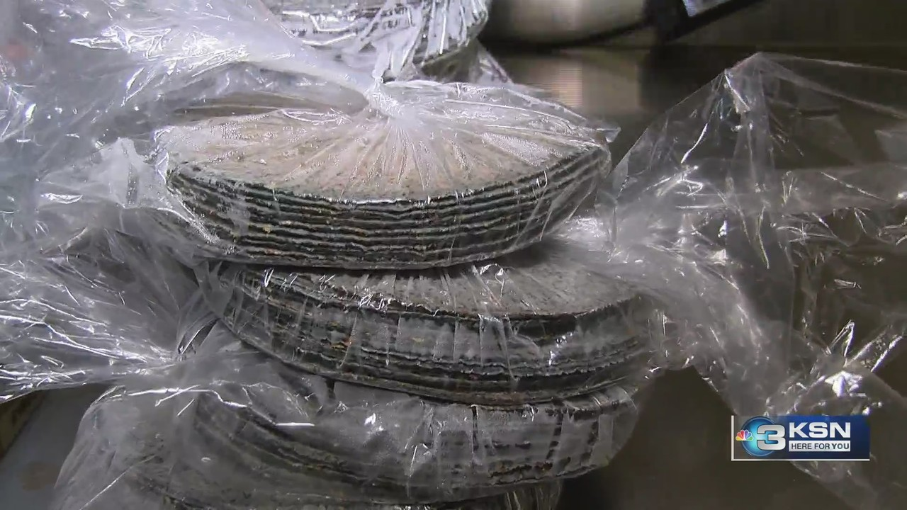 Wichita business brings blue tortillas to Kansas and beyond
