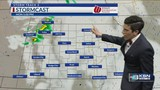 T.J.'s Forecast: Clouds stick around Monday, more sun Tuesday