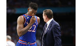 Kansas submits appeal for NCAA punishment for De Sousa