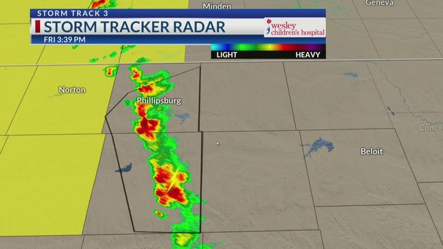 Live Video: Severe Weather Coverage - eWeatherNews - Weather
