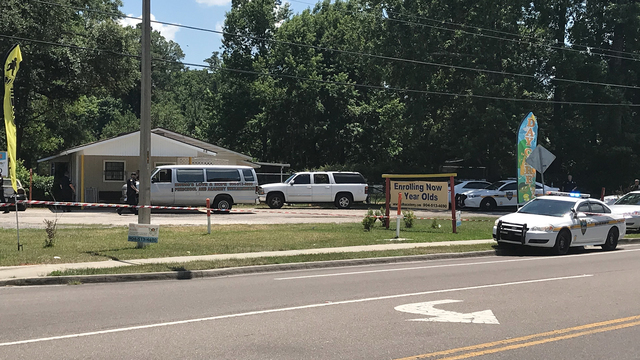 Sheriff: Baby girl dies after 5 hours in Florida daycare van